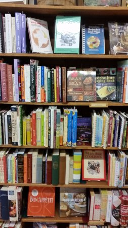 Bonners Ferry, ID: Great book selection