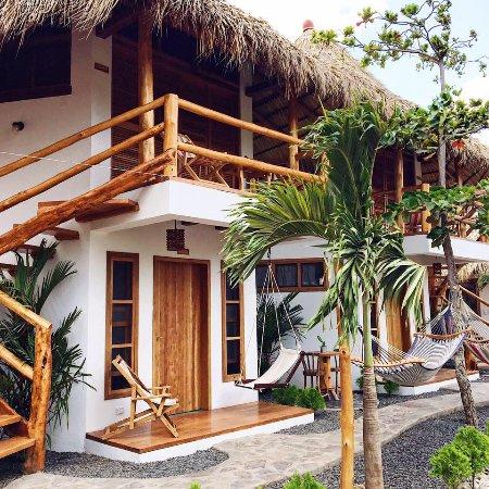 Entrance - Picture of Casitas Pacific, Popoyo - Tripadvisor