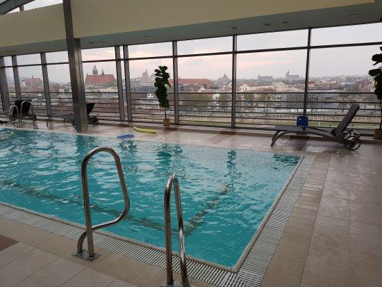 Qubus Hotel Krakow: 20170506_184232_large.jpg