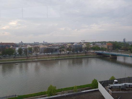 Qubus Hotel Krakow: 20170506_181144_large.jpg