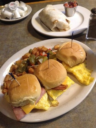 New Hartford, Nova York: Breakfast Sliders