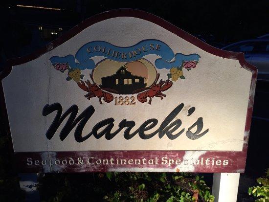 Marek S Bar And Bistro Marco Island