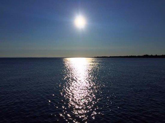 Chambord, Canada: Superbe vue!