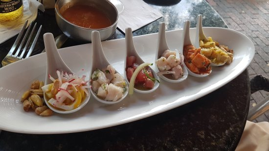 Jaguar Ceviche Spoon Bar and Latin Grill: 20170515_181747_large.jpg