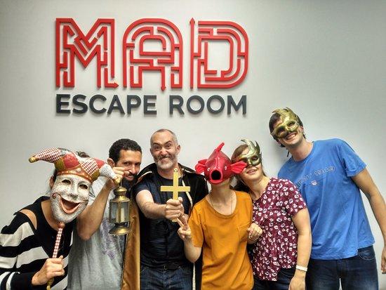 Escape Room Donoso Cortes