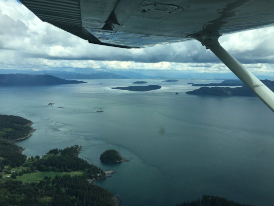 Westwind Aviation: So much to see from up there! It really gave us a good feel for the islands.