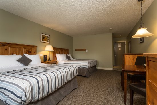 Fernie, Canadá: Standard Room