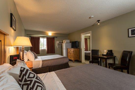 Fernie, Canadá: Deluxe Family Room