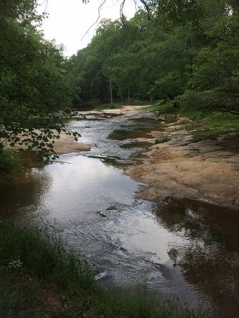 Royston, GA: Creek