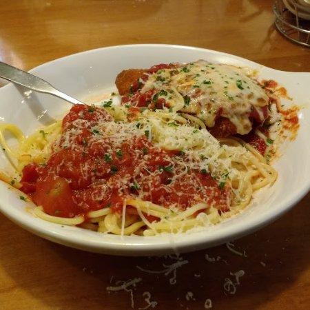 Exceptional Olive Garden: Early Bird Special, Chicken Parmigiana