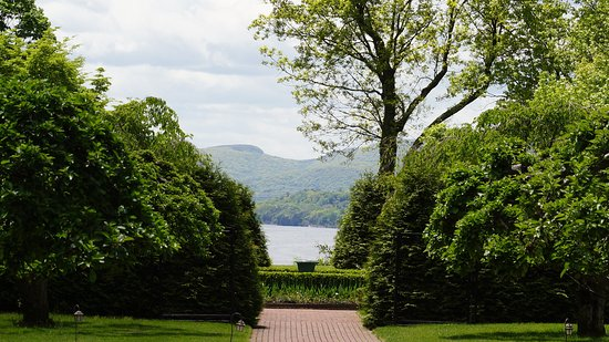 Garrison, NY: View of the Hudson