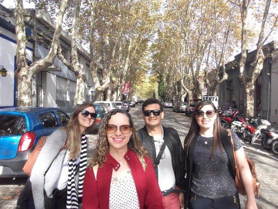 Avenida General Flores: Linda avenida