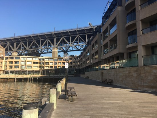 Hotel waterfront picture of park hyatt sydney sydney for Hotel park hyatt sydney