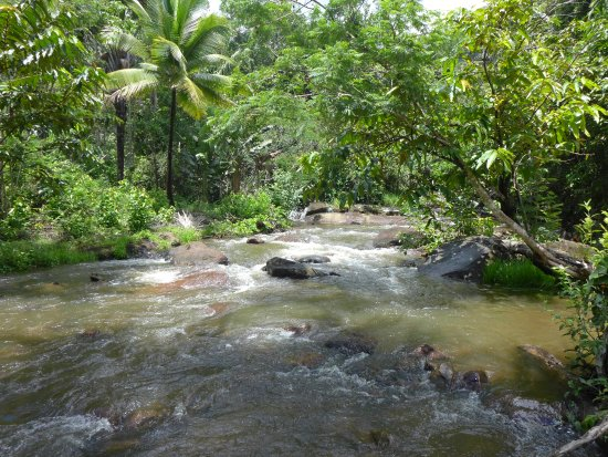Lethem, Γουιάνα: Kumu Falls