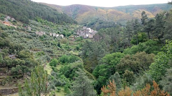 Arganil, Portugal: Panoramica