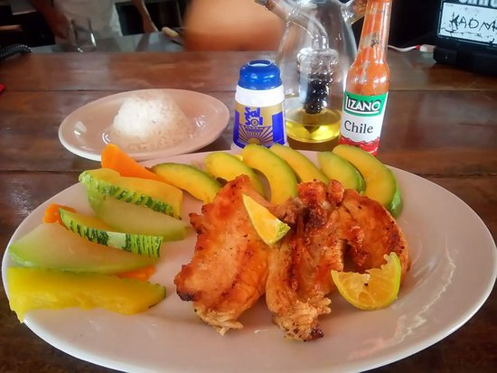 San Carlos, Nicaragua: Restaurant Kaoma