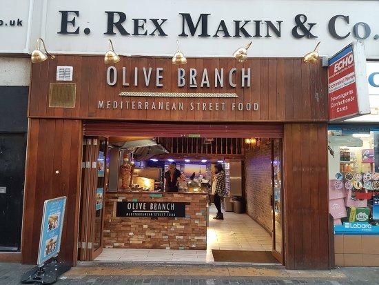 Olive Branch照片