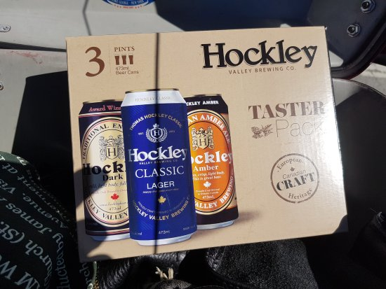 Orangeville, Canada: Hockley Valley Brewing