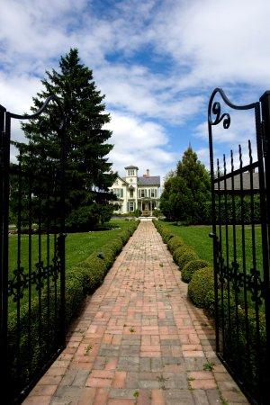 Jamesport, NY: Entrance