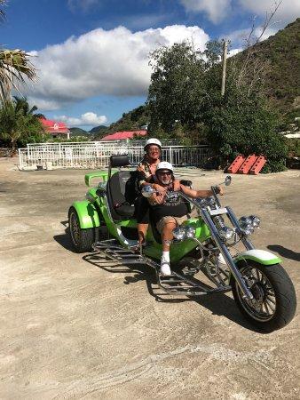 Trikes St. Maarten