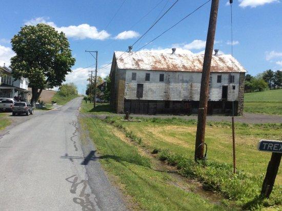 Kempton, Πενσυλβάνια: WK&S Railroad
