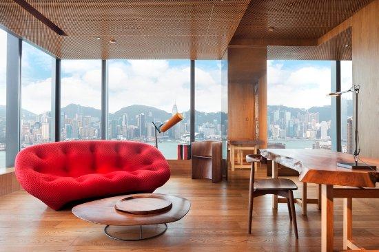 Hotel ICON: VT Suite, designer suite by Vivienne Tam