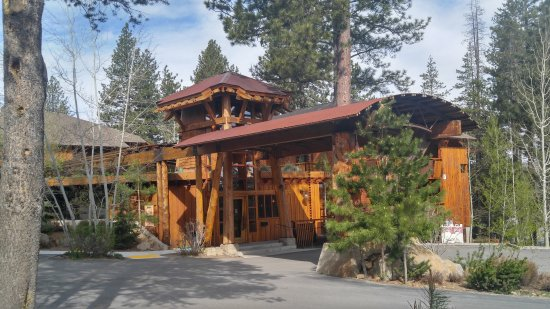 Truckee, CA: The Cedar House Sport Hotel