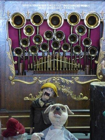 Oaks, Pensilvania: Tonawanda organ