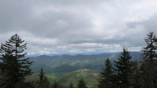 Spruce Knob: Another nice view