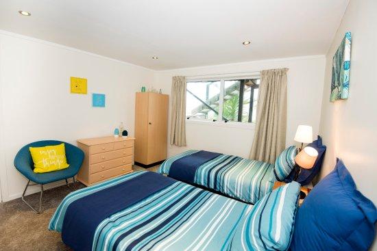 Titirangi, Nueva Zelanda: Twin Room with Separate Private Bathroom