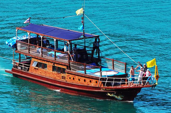 Private Charter: The Blue Dragon...