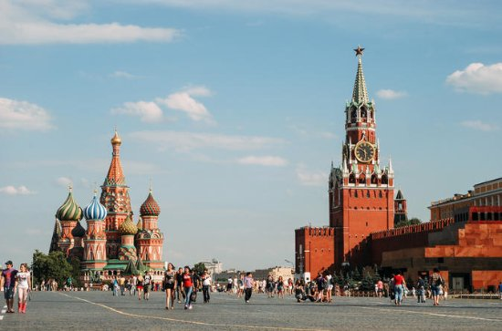 Tour Privado de Moscou