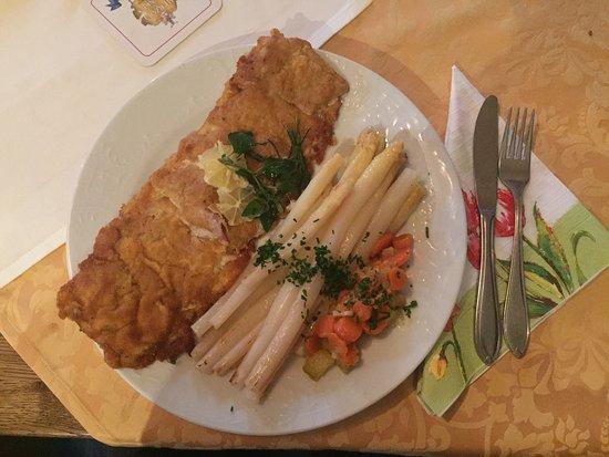 Werneck, Alemania: Tolles Restaurant mit Service