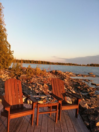 Miller Lake, Canada: Acres on the Lake Bed and Breakfast