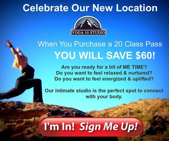 Yoga 10 Studio