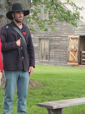 Appomattox, Вирджиния: Living History Story Teller