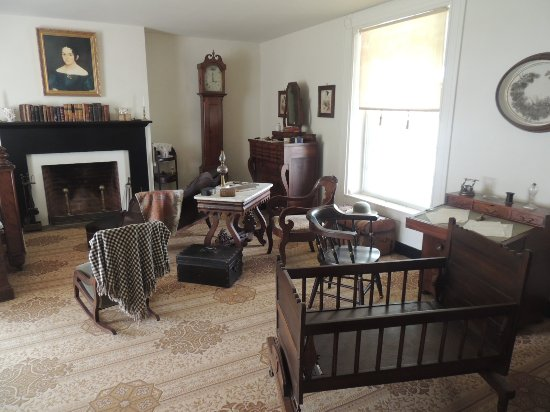 Appomattox, VA: McLean House Interior