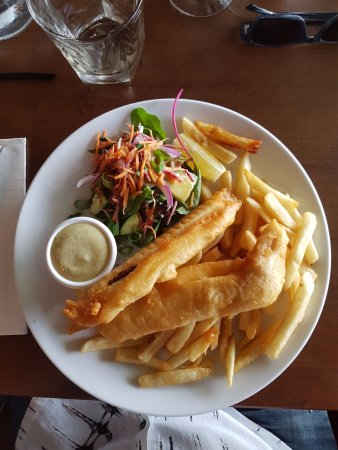 West Swan, Australia: Fish and Chips