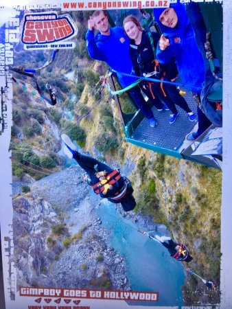 Shotover Canyon Swing & Canyon Fox: photo1.jpg