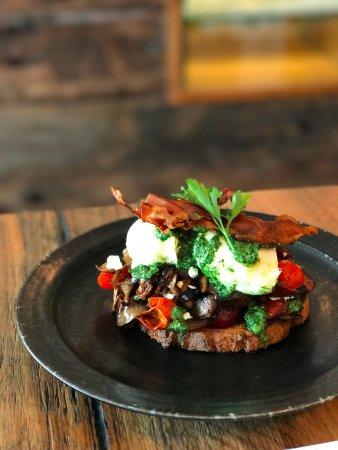 Altona, Australia: Mushroom & Chorizo