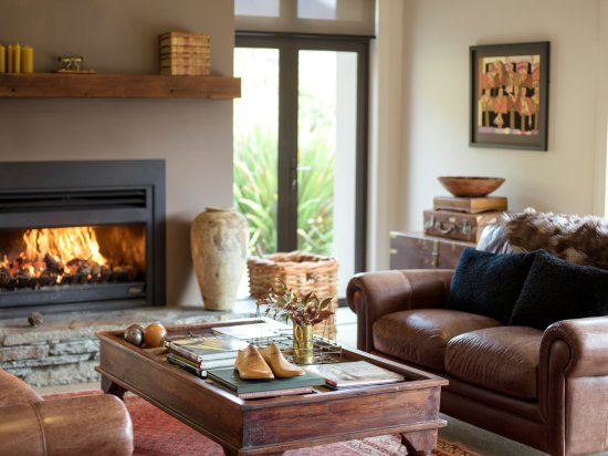 Mt Rosa Lodge: Cosy Lounge