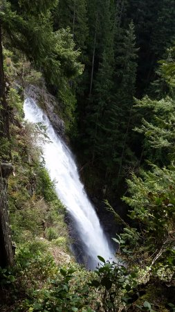 Gold Bar, Waszyngton: Wallace Falls, upper view
