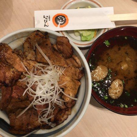 Tokachi Butadon Ippin Sapporo Kitajuujou