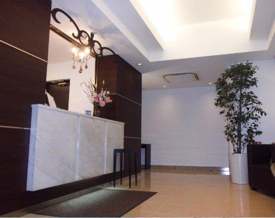 Hotel Urban: ホテルアーバン ロビー
