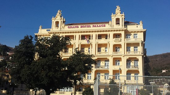 Remisens Hotel Palace Bellevue Photo