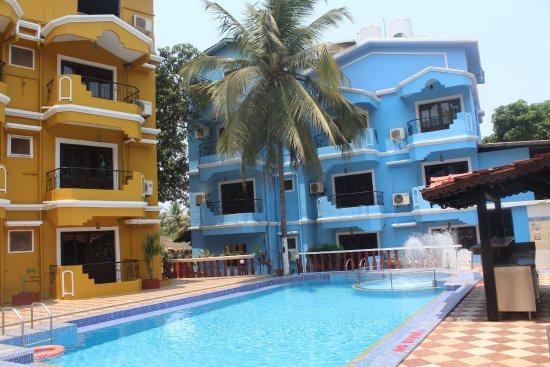 Camelot Fantasy Resort Goa Calangute Specialty Inn