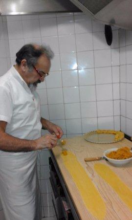 Fabbrico, Ιταλία: pasta fatta a mano
