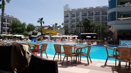 Pasa Beach Hotel: Pasa beach great place it's must