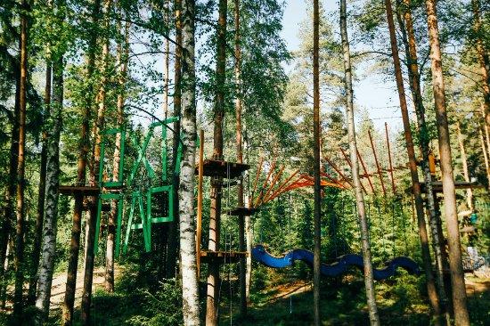 Rope Park Okhta Park