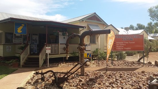 Cunnamulla Fella Centre Art Gallery and Museum